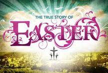 Easter Timeline / Created by:  Corey Bechara, Pauline Gerges and Akosita Liutai
