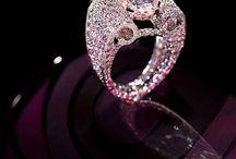 Diamond / Ring, earing, bracelet, pin etc