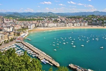 Scenery of Spain / Views, Vistas, Visions of Spanish beauty. Spain's best locations of natural charm.