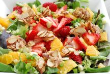 Friuts, Veggies & Salads