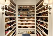 Ahh....these closets! / by Luv Yourself - Pavi