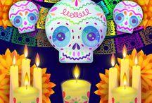 dia de muertos evya