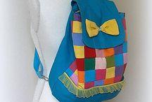 byKuczora backpacks