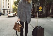 Airport Style / Airport and Travel Style