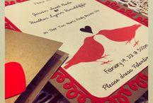 wedding invitationbs