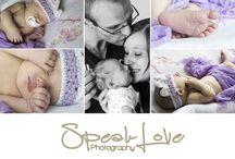 SpeakLove Maternity & Newborn Photography / A selection of photo shoots by SpeakLove Photography