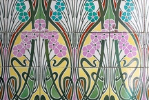 Art: Deco inspirations / Art, tiles, stained glass and more