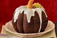 Seasonal Baking/Meals