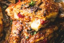 Cooking -Chicken