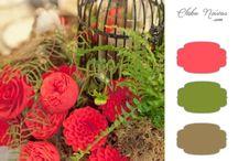 paleta de cores para decoração