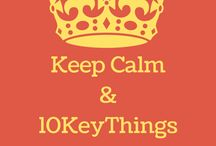 10KeyThings Updates / Know about the news, announcements and updates of 10KeyThings here.