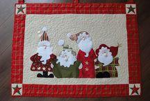 Christmas patwork