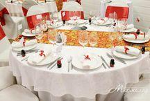 гостевые столы