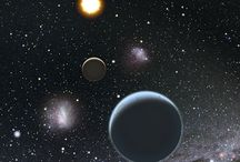 the stars / Planets that are really pretty and in our solar-system