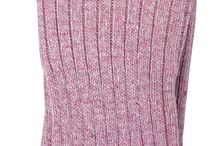 Ladies' Wool Blend Non Elastic Boot Socks