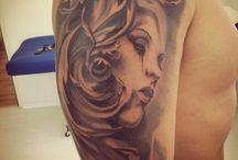Design: Tattoos / by Morgan McCants
