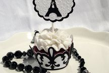 Party: Cupcake Toppers