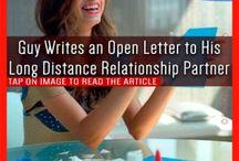 Love Letters / Letters about love.