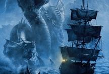 sea and death