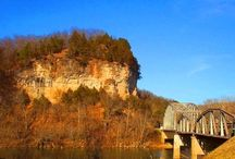 Scenery / by Pulaski County Tourism Bureau & Visitors Center