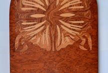 Wooden inlay