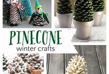 Christmas Crafts / Easy Christmas crafts, Christmas projects, Christmas ideas, holiday crafts, holiday small projects, Christmas crafting