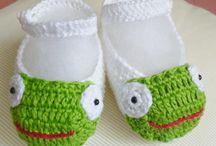 Eu que fiz! Para bebês! / Roupas, sapatinhos e bichinhos super fofos em crochê!