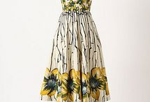 Pretty dresses / by Gina Williams