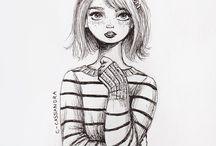 Dibujos ...