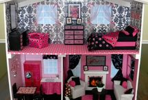 dream house barbie