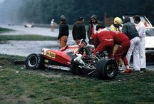 Fatal F1 Accidents