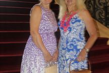 #AMFashionShow #RedCarpet / We had so much fun at the Angela Moore Fashion Show & Champagne Brunch on July, 17th at #Rosecliff in #Newport! We'd like to thank all of our guests who have attended so many of our shows over the years and to welcome our new friends who joined us for the first time! Our guests are the ones who make it all worthwhile!   With Rosecliff's famous grand staircase as a backdrop, here are our guests!  Pin your fashionable self using the hashtag #AMFashionShow #RedCarpet!