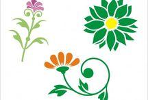 Garden Stencil Ideas