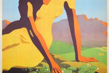 Vintage Posters South America
