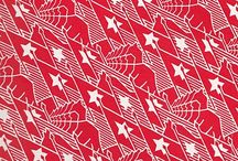 Soviet textile patterns / by Ulrika Reinholdsson