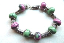 Bracelets & Anklets / All available on my Facebook and Google+ pages (pendant-heaven) and no longer on ArtFire