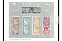 Independent India- Miniature Sheet Stamps / Description about Miniature Sheet Stamps issued after Independent India.