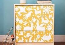 painted furniture / by Julie