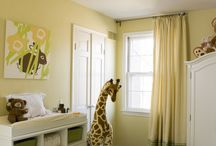 Children's Bedroom Theme Ideas / Ideas of how to create a fun and exciting room where your children will enjoy playing and sleeping