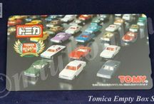 Tomica Box Auctions #4