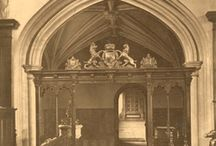 the Chartehouse - Old Photographs #LondonBuildings / Old Photographs taken of the Charterhouse London