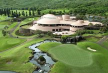 The King Kamehameha Golf Club / Maui's only Private 18-hole Golf Club.  Clubhouse designed by Frank Lloyd Wright.  Banquet and Event Space can be rented to the public.
