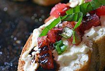 Starters,aperitiv,snack,bread