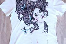 Malování textilu