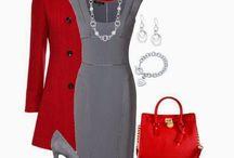 Outfit closet