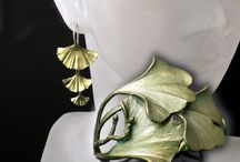 Michael Michaud Nature Jewelry for Silver Seasons / Nature inspired jewelry by designer Michael Michaud. Beautiful plant based collection featuring leaves and flowers as earrings, bracelets and necklaces. Handmade by Silver Seasons in NY USA