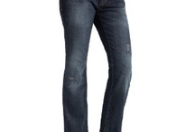 straight leg jeans / by LevisOutlet