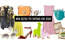 Win $250 for ME! / by Mummytotwins