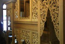 Woodcarving / http://www.laurentrobert-carving.com/