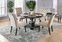 Fancy OC Dining Furniture